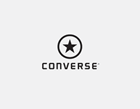 Advertising Campaign - Converse poster design