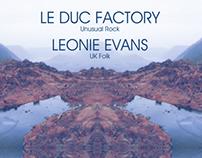 Le Duc Factory + Leonie Evans