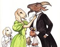 Goat Darlings