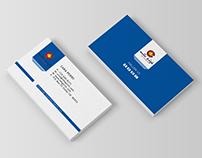 Business Card Design For Mile High Govrmet garlic