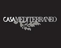 CASAMEDITERRÁNEO. Corporate Identity