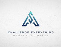 Andrew Stupakov Personal Logotype