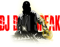 Logo: DJ Dan Speak (89.9 KMOJ)