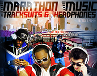 Album Cover: Tracksuites & Headphones