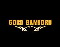 Branding & Logo Design - Gord Bamford