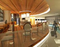 Lounge @ Husein Sastranegara Airport