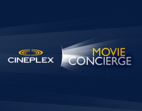 Cineplex Movie Concierge
