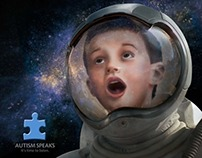 Autism Speaks Print Ad
