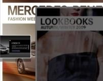 Mercedes Benz Focus on Fashion