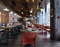 Fresh Cafe Design