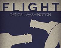 Flight Poster by DeQuan Russ