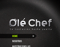 Olé Chef - Paellas Delivery