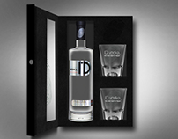 ID vodka Packaging