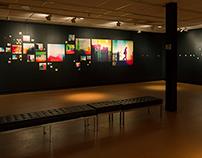 Pixels Fossiles - Exhibition