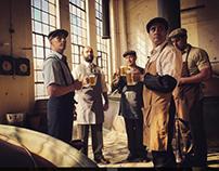 Cristal / tradición Cervecera 2016