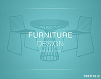 Furniture design for GLID Studio