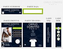 Empaque T-Shirt (Carlo Corinto)