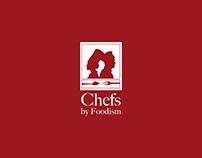 visual branding chefs by foods kelang.
