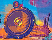 Affiche Festival Tribu Dijon