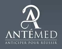 ANTEMED | logo & webdesign