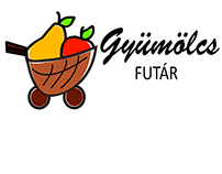 School project: logo for fruit delivery company