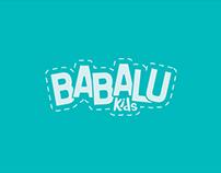 Redesign de Marca - Babalu Kids
