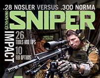 Sniper magazine 2017