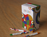 Artist Series Crayon Box by DeQuan Russ