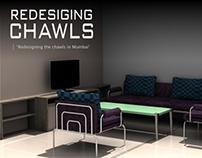 Redesigning Chawl (Interior Design)