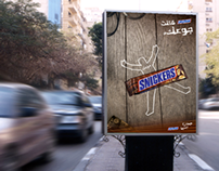 Snickers Kills Minihunger