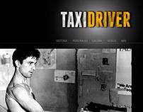 Taxi Driver Página