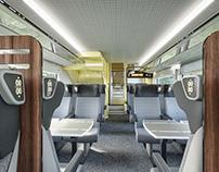 ALSTOM-BOMBARDIER - Intercities Train CVDL, France
