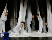 "Performance ""Geese on tick"" (Theatre Lab, Tallinn 2007)"