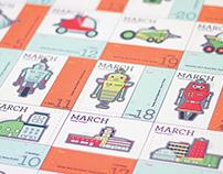 Envisage Calendar