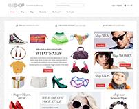 456Shop eCommerce Wordpress Theme