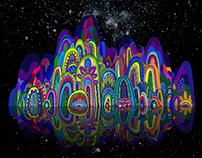 2012桂林山水音乐节 海报设计 2012SHANSHUI MUSIC FESTIVA