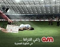OSN Sponsoring Football