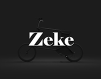 ZEKE- a delivery E-bike