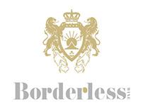 Borderless Wine Corporate Design