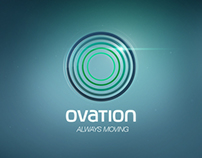 Ovation // Network Rebrand Pitch