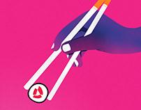 Chopsticks X Cigarettes