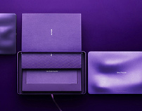 HyundaiCard the Purple Package eXperience Design 2011