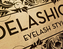 Branding & Packaging for Delashious