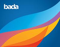 Samsung bada Brand eXperience identity renewal