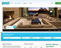 Gweet Website