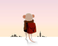 Little Mouse Travel App