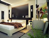 Apartment - Master & Kids Room
