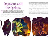 Storytime Magazine Illustrations