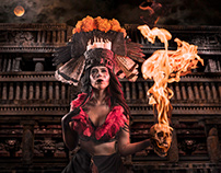 Mictecacíhuatl - Queen of the Dead -