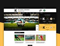 Kolos - Football club website